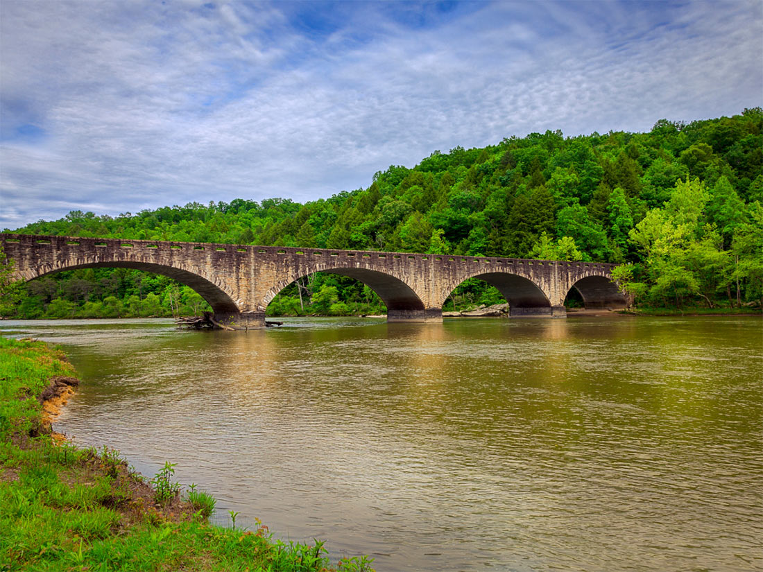 Problems and Pollution in the Cumberland River
