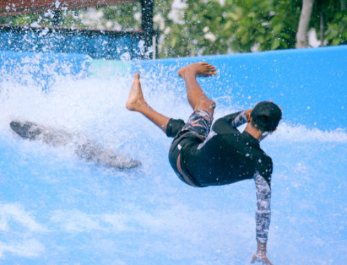 Keeping a Waterpark Clean: Opryland's SoundWaves Park