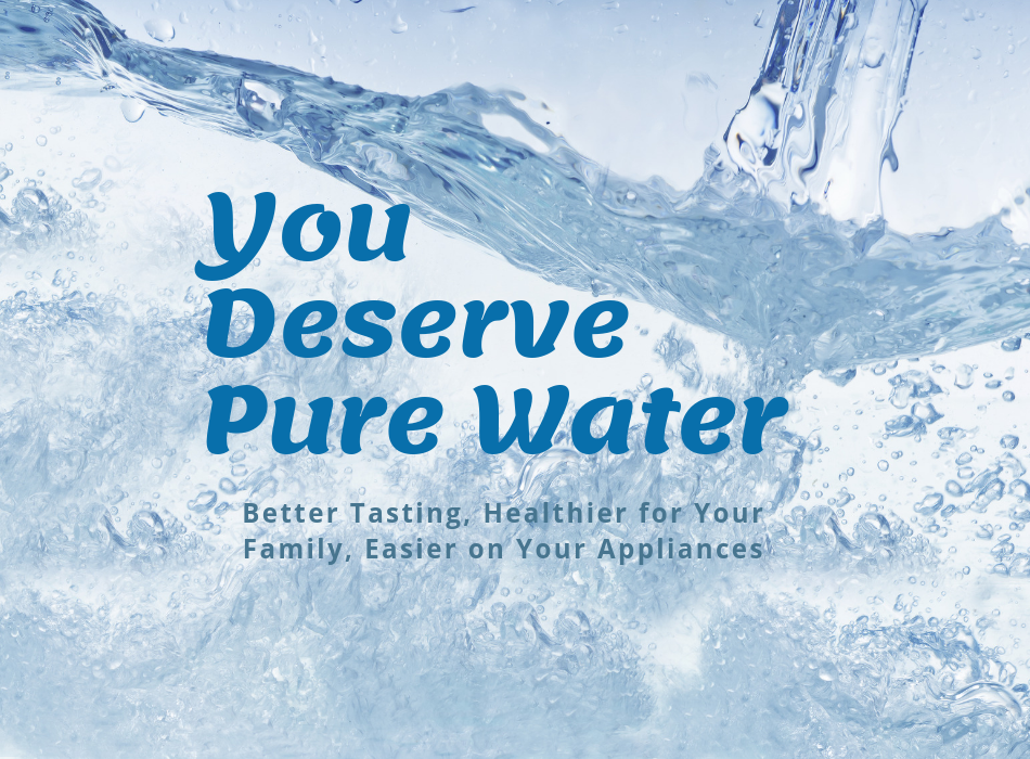 Residential Water Filtration Purification and Water Softener Systems
